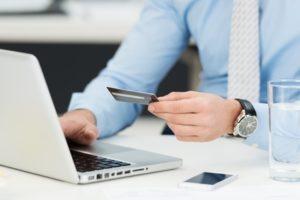 Aufladen einer Prepaid Kreditkarte