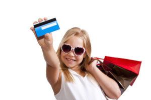 Prepaid Kreditkarte für Kinder und Jungendliche unter 18 Jahren